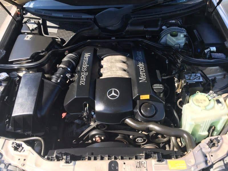 2001 Mercedes-Benz E-Class for sale at Essen Motor Company, Inc. in Lebanon TN