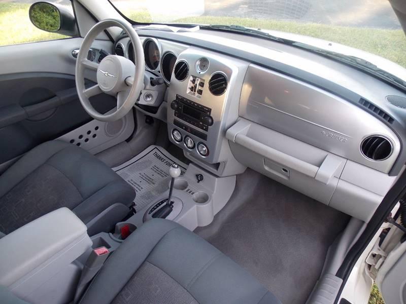 2006 Chrysler PT Cruiser for sale at Essen Motor Company, Inc. in Lebanon TN