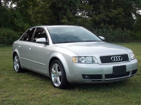 2005 Audi A4 for sale at Essen Motor Company, Inc. in Lebanon TN