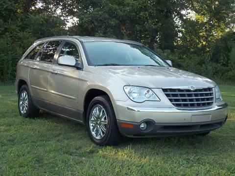 2007 Chrysler Pacifica for sale at Essen Motor Company, Inc. in Lebanon TN