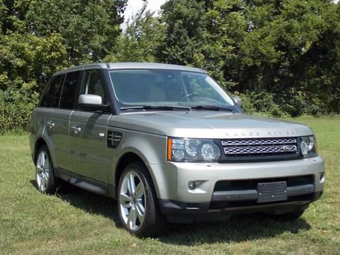 2013 Land Rover Range Rover Sport for sale at Essen Motor Company, Inc. in Lebanon TN