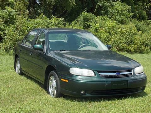 2002 Chevrolet Malibu for sale at Essen Motor Company, Inc. in Lebanon TN