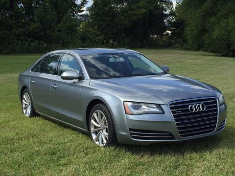 2011 Audi A8 L for sale in Lebanon, TN