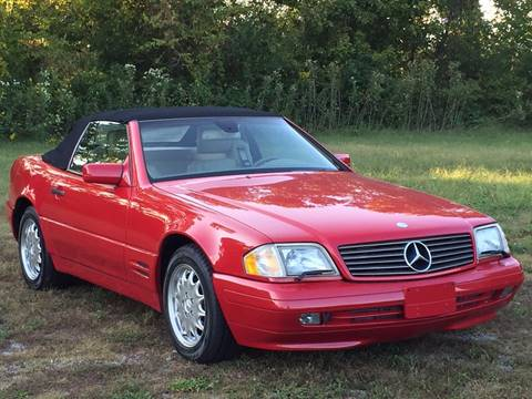1998 Mercedes-Benz SL-Class for sale in Lebanon, TN