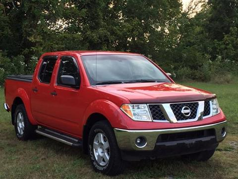 2005 Nissan Frontier for sale in Lebanon, TN