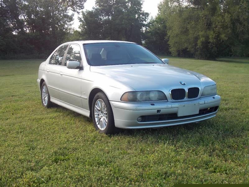 2001 BMW 5 Series 530i In Lebanon TN - Essen Motor Company Inc.