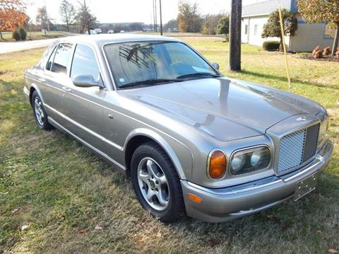 1999 bently arnage