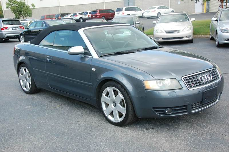 2005 Audi S4 for sale at Essen Motor Company, Inc. in Lebanon TN