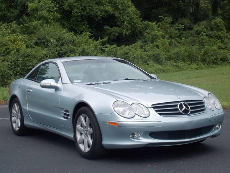 2003 Mercedes Benz SL Class For Sale At Essen Motor Company, Inc.