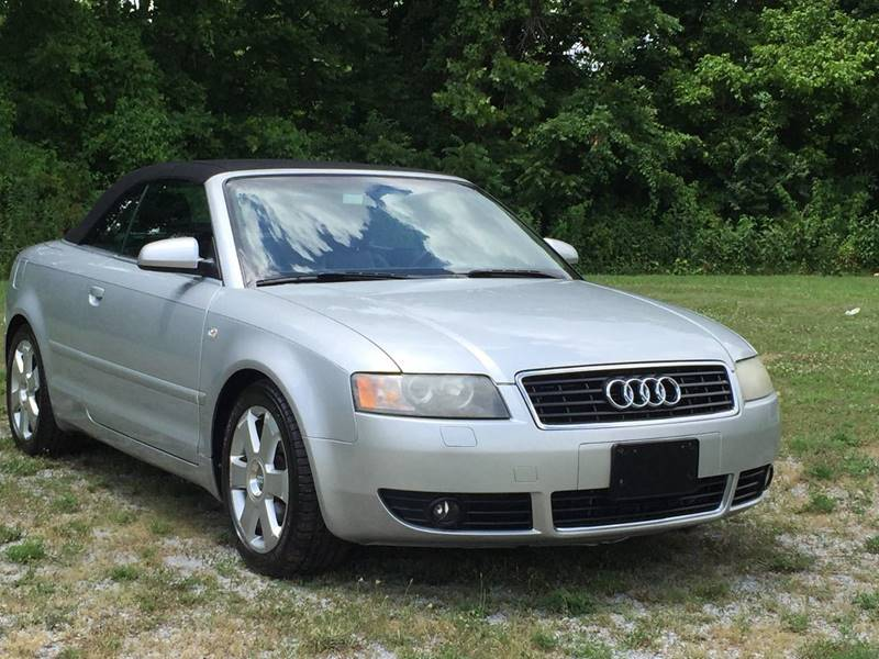 2003 Audi A4 18t In Lebanon Tn Essen Motor Company Inc