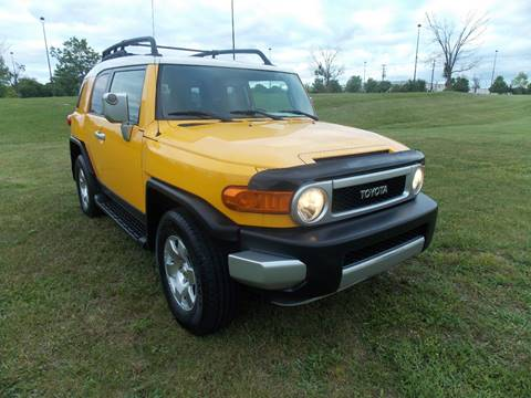 2007 Toyota FJ Cruiser for sale in Lebanon, TN