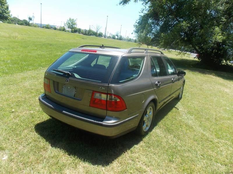 2002 Saab 9-5 for sale at Essen Motor Company, Inc. in Lebanon TN