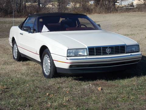 1987 Cadillac Allante for sale in Lebanon, TN