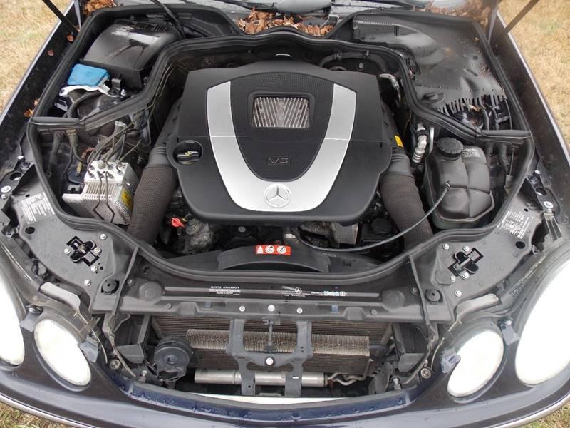 2006 Mercedes-Benz E-Class for sale at Essen Motor Company, Inc. in Lebanon TN