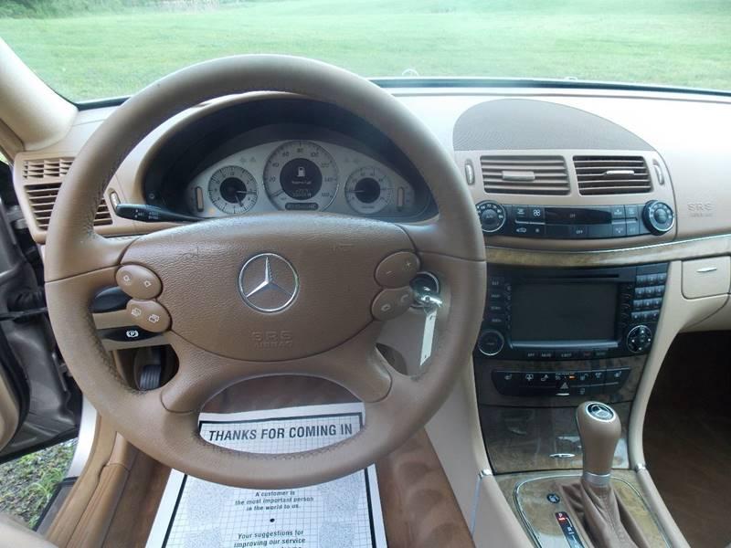2008 Mercedes-Benz E-Class for sale at Essen Motor Company, Inc. in Lebanon TN