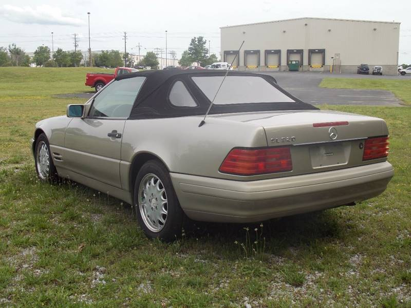 1996 Mercedes-Benz SL-Class for sale at Essen Motor Company, Inc. in Lebanon TN
