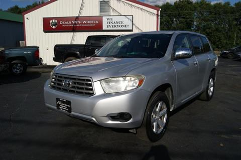 2008 Toyota Highlander for sale at Dealswithwheels in Inner Grove Heights MN