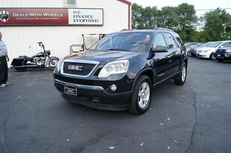 2010 GMC Acadia for sale at Dealswithwheels in Inner Grove Heights MN