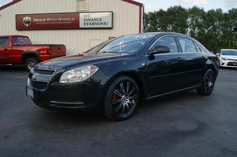2008 Chevrolet Malibu for sale at Dealswithwheels in Inver Grove Heights MN