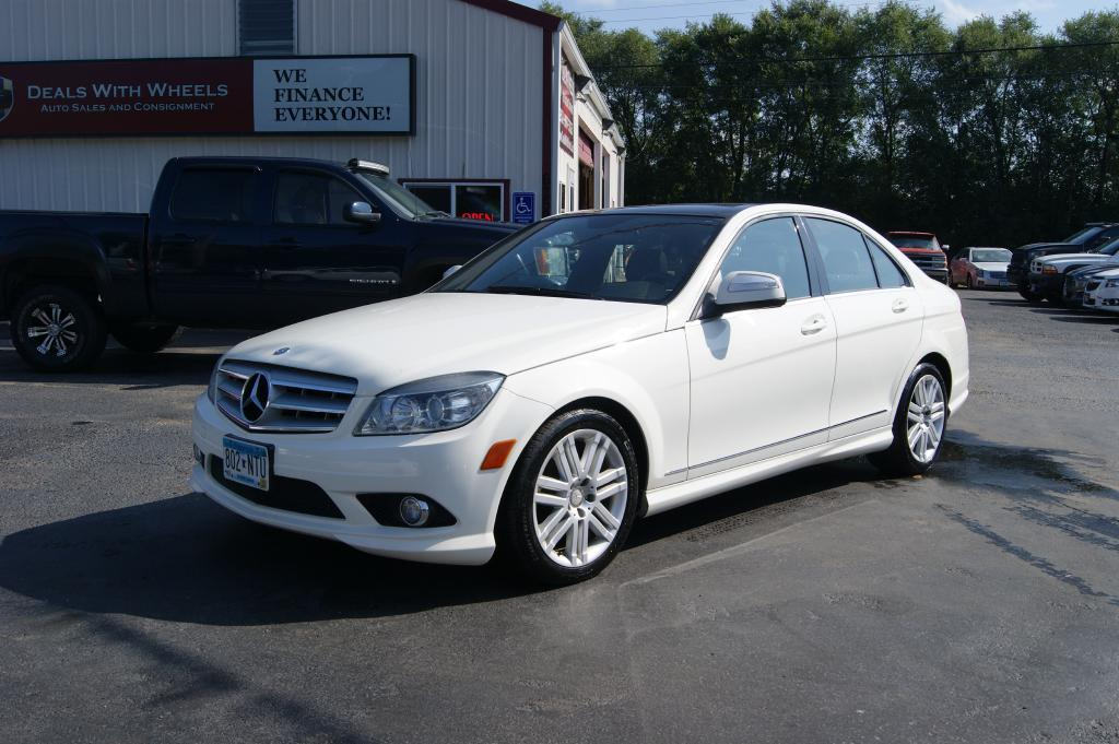 2009 Mercedes-Benz C-Class for sale at Dealswithwheels in Inner Grove Heights MN