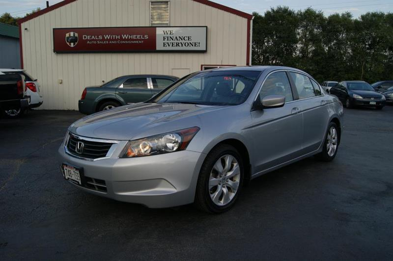 2009 Honda Accord for sale at Dealswithwheels in Inver Grove Heights MN