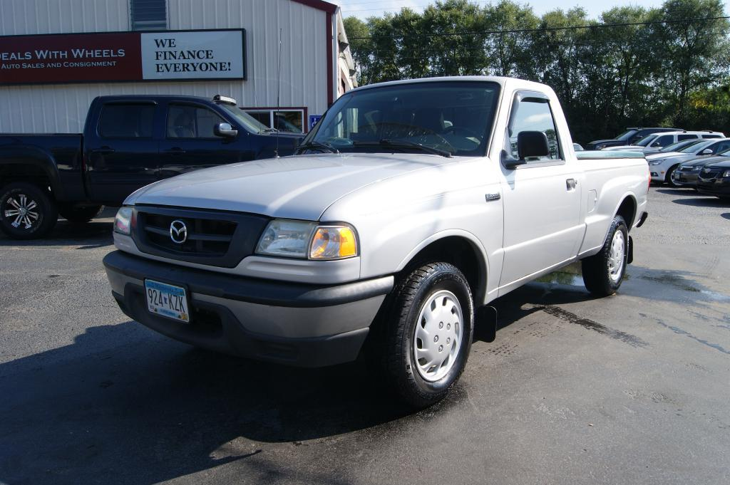 2004 Mazda B-Series Truck for sale at Dealswithwheels in Inner Grove Heights MN