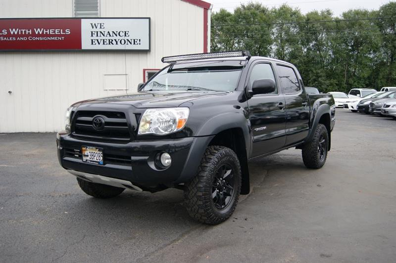 2008 Toyota Tacoma for sale at Dealswithwheels in Inver Grove Heights MN