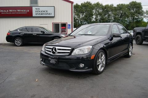 2010 Mercedes-Benz C-Class for sale at Dealswithwheels in Inver Grove Heights MN