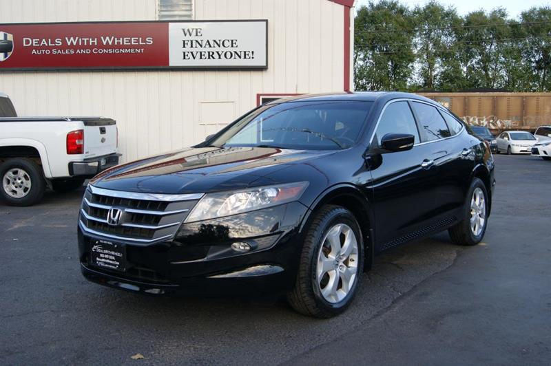 2011 Honda Accord Crosstour for sale at Dealswithwheels in Inver Grove Heights MN