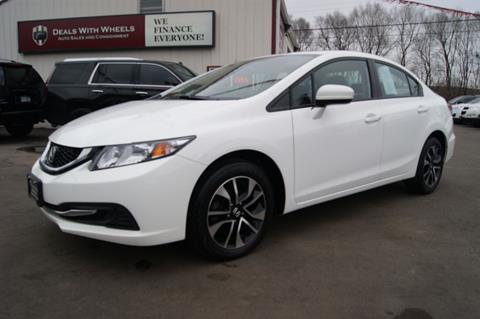 2015 Honda Civic for sale in Inver Grove Heights, MN