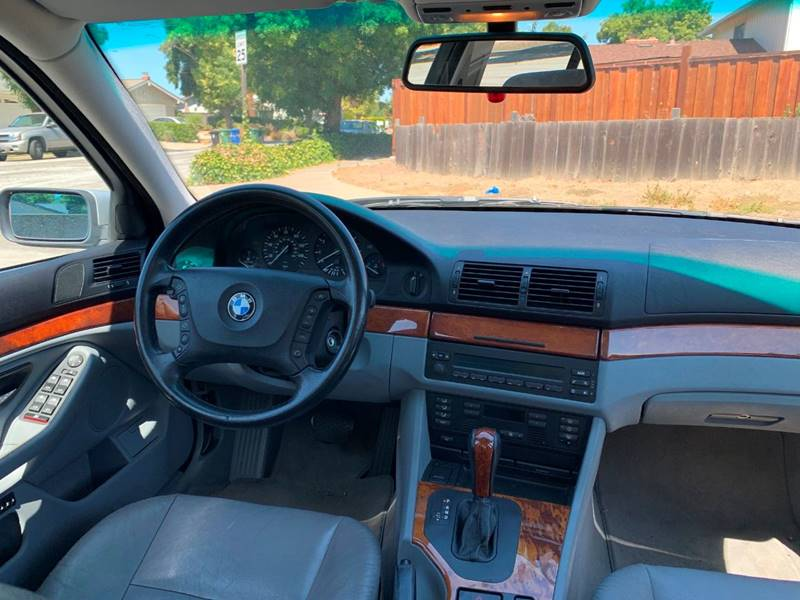 Miraculous 2002 Bmw 5 Series 525I 4Dr Sedan In Newark Ca Citi Trading Lp Pabps2019 Chair Design Images Pabps2019Com