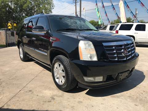 2007 Cadillac Escalade ESV for sale in San Antonio, TX