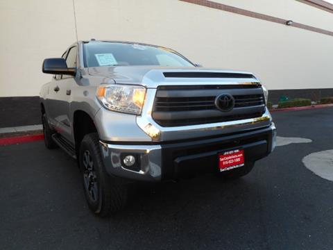 2014 Toyota Tundra for sale in Sacramento, CA