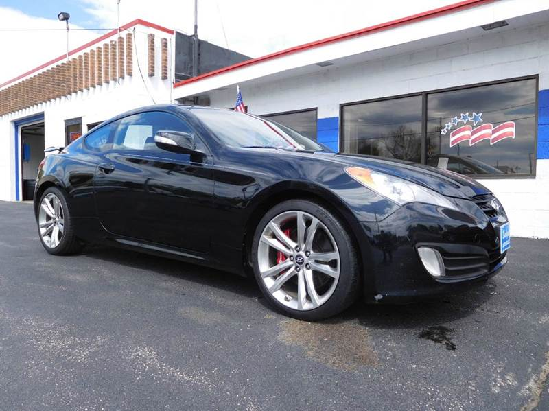 2010 Hyundai Genesis Coupe For Sale At Budget Auto In Appleton WI