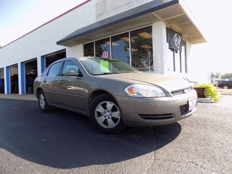 2007 Chevrolet Impala For Sale At Budget Auto In Appleton WI