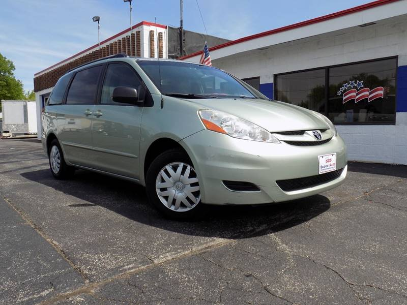 2006 Toyota Sienna For Sale At Budget Auto In Appleton WI