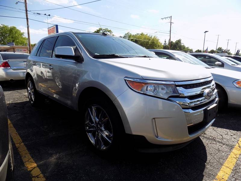 Ford Edge Awd Limited Dr Crossover Appleton Wi