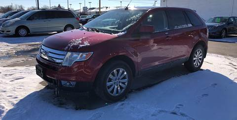 Ford Edge For Sale At Budget Auto In Appleton Wi