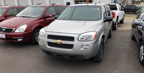 2006 Chevrolet Uplander for sale in Appleton, WI