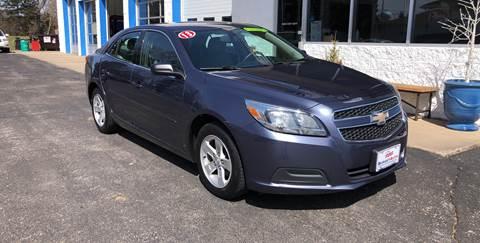 59ea4b9d8f7478 2013 Chevrolet Malibu for sale in Appleton