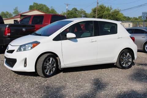 2014 Toyota Yaris for sale in Austin, TX