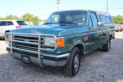 1989 Ford F-150 for sale in Austin, TX
