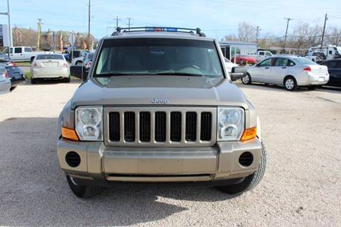 2006 Jeep Commander for sale in Austin, TX