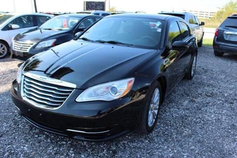 2012 Chrysler 200 for sale in Austin, TX