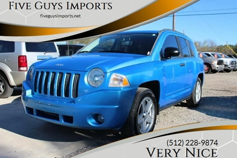 2008 Jeep Compass for sale in Austin, TX