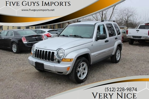 2006 Jeep Liberty for sale in Austin, TX