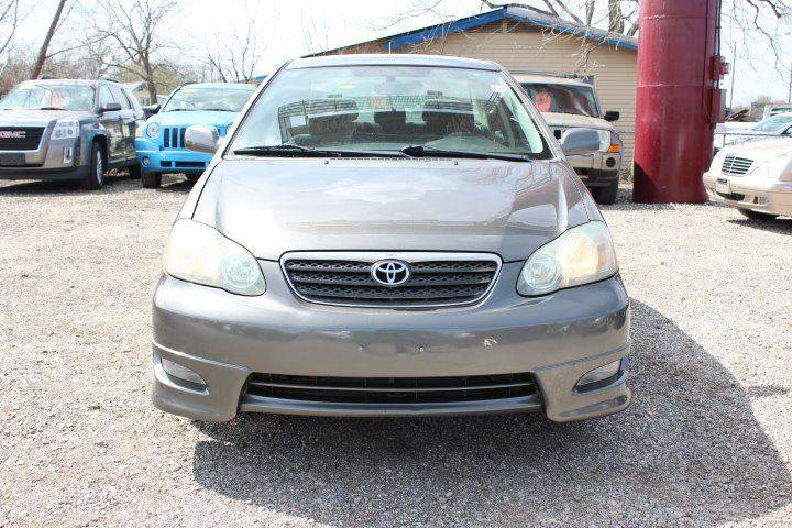 2005 Toyota Corolla S 4dr Sedan In Austin TX - Five Guys Imports