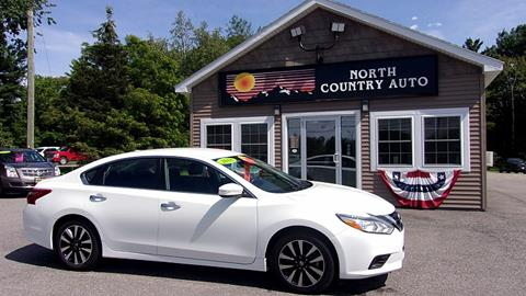 2018 Nissan Altima for sale in Lincoln, ME
