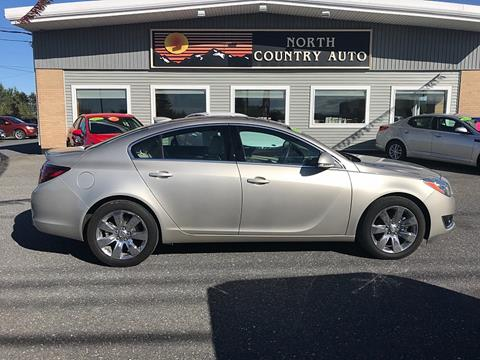 2016 Buick Regal for sale in Presque Isle, ME