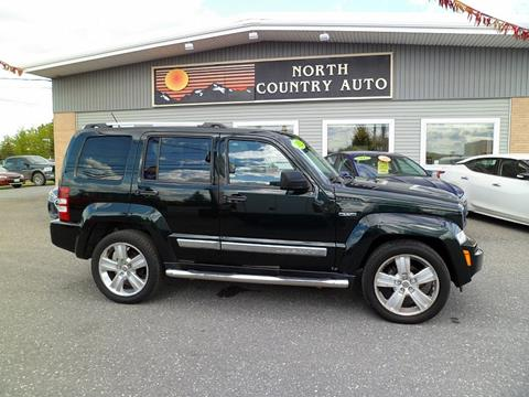 Used Jeeps Near Me >> 2012 Jeep Liberty For Sale In Presque Isle Me